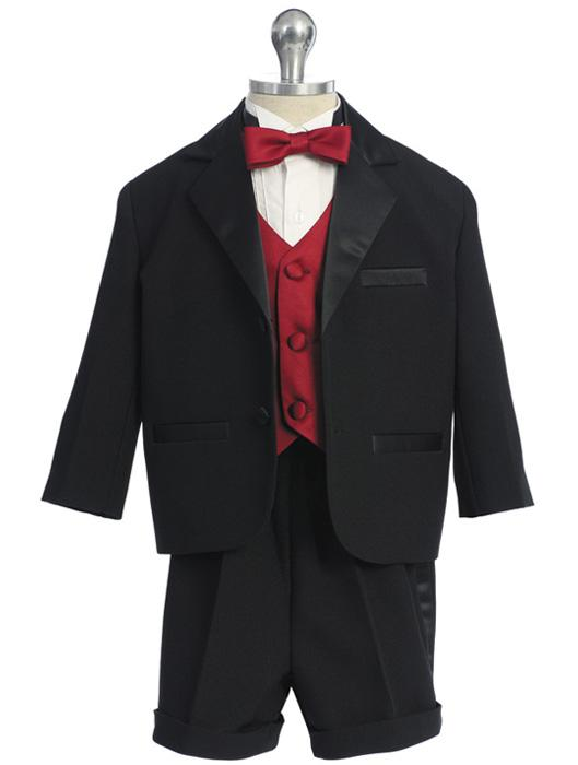 Boys Short Tuxedo Set 52 99 Dress And Tux Com Modest