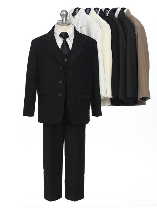 Boy's Five Piece Suit