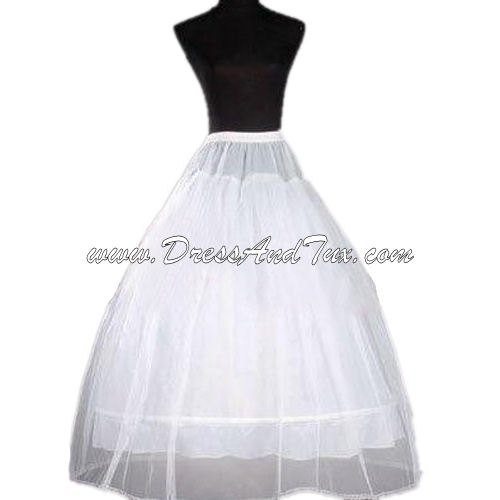 Adjustable Hoop Petticoat for Wedding Gown
