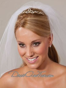 Gold Wedding Tiara